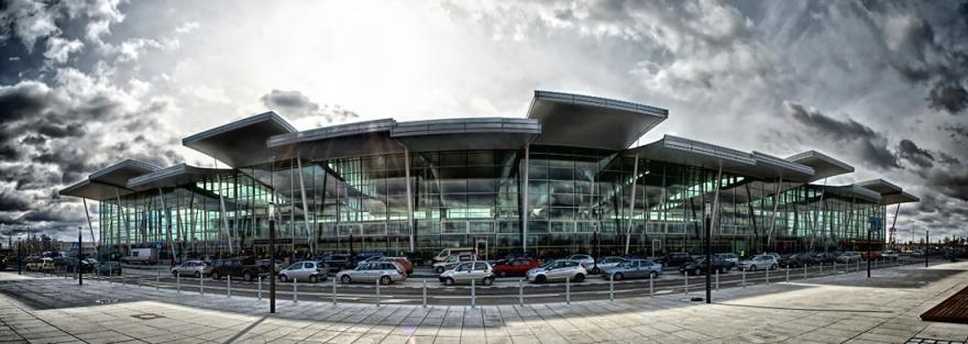 Международный аэропорт им.
