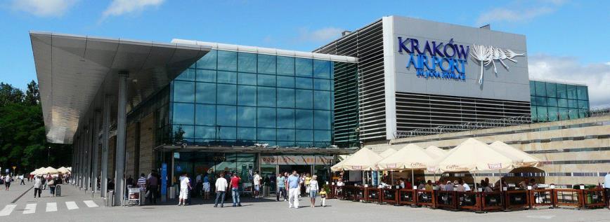Международный аэропорт им. Иоанна Павла II Краков-Балице