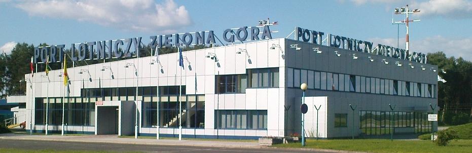 Международный Аэропорт Зелёна-Гура-Бабимост