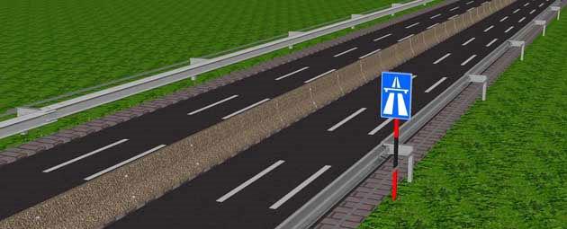 Автострады в Польше