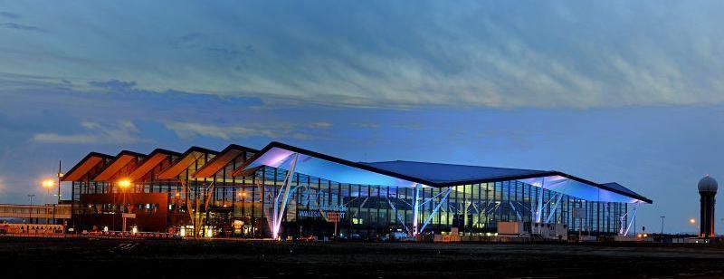 Международный аэропорт им. Леха Валенсы Гданьск-Рембехово