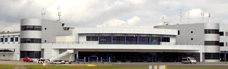 Международный аэропорт Солидарность Щецин-Голенюв