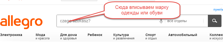 Pokupki na allegro Perevod.pl