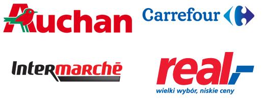 Все рекламные газетки польских супермакетов