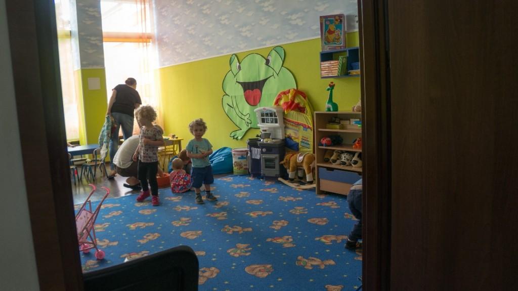 Частный детский садик в Польше