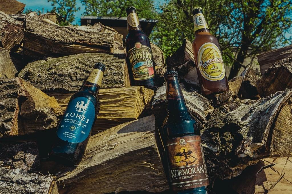 польское пиво, польские пивоварни